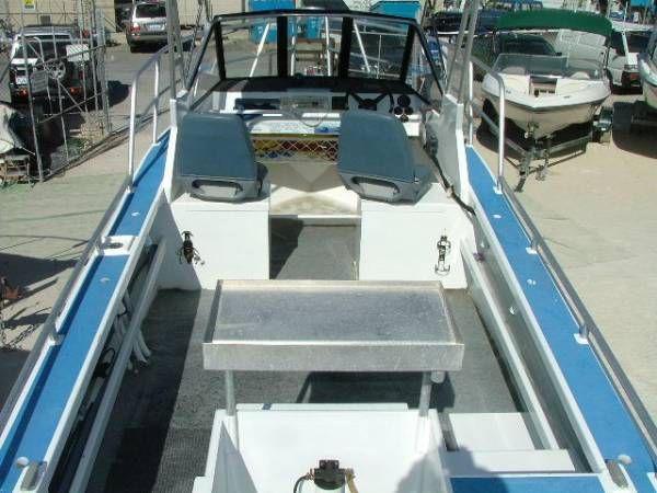 Exmouth Boat Hire 5.5m