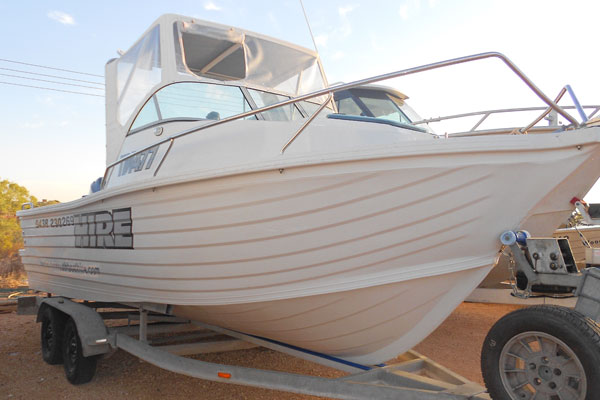 Exmouth Boat Rental