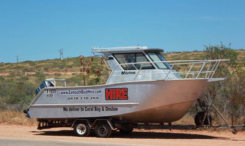 7m Forward Cabin Hire Boat