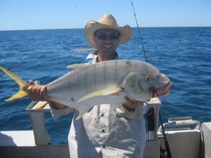 exmouth Fishing: trevally o