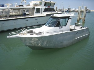 7.85 Boat Rental in Exmouth WA