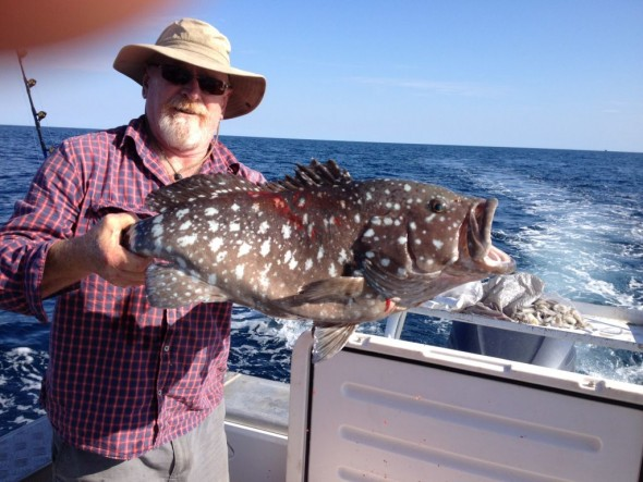 Exmouth Fishing Report