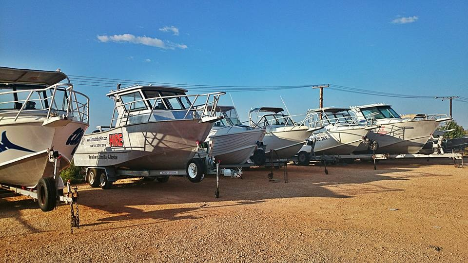 Largest Boat Hire Fleet in Exmouth & Coral Bay