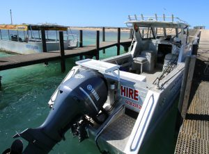 Coral Bay Hire A Boat