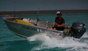 Ningaloo Reef Boat Hire