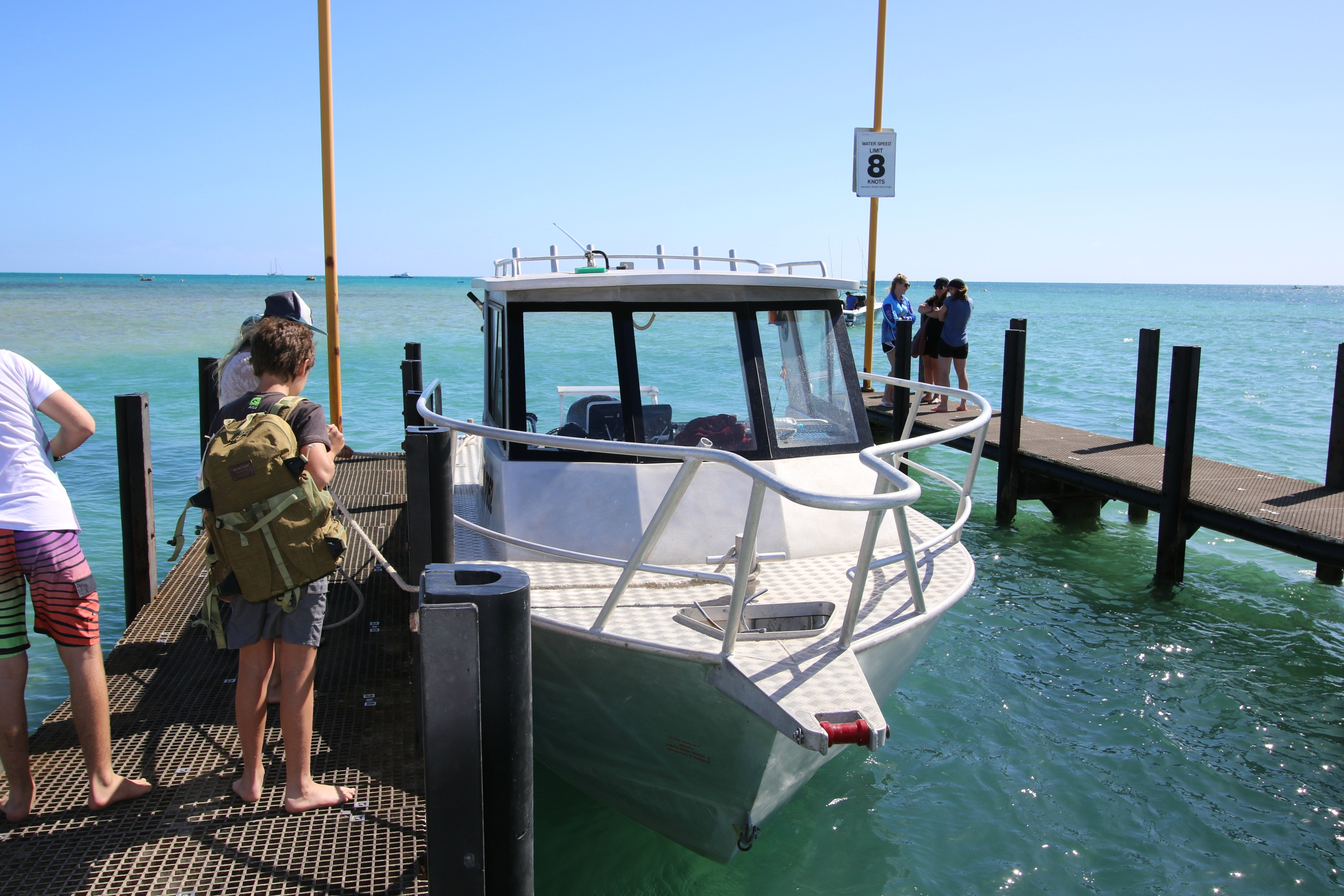 Boat Hire In Exmouth Western Australia